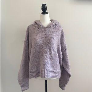ZARA Hoodie-Style Sweatshirt